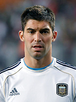 Conmebol - World Cup Fifa Russia 2018 Qualifier / <br /> Argentina National Team - Preview Set - <br /> Mariano Andújar