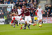 Heart of Midlothian v Ross County 241015