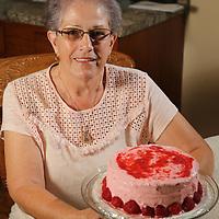 Patricia Horton Strawberry cake