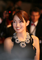 Actress, Rin Takanashi at the Like Someone In Love gala screening at the 65th Cannes Film Festival France. Monday 21st May 2012 in Cannes Film Festival, France.