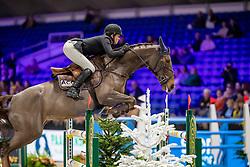 Carton-Grootjans Ann, BEL, Cigol du Parsis Z<br /> Jumping Mechelen 2019<br /> © Hippo Foto - Martin Tandt<br />  27/12/2019