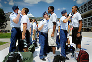 USAFA Cadet Inprocessing