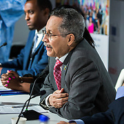 20160616 - Brussels , Belgium - 2016 June 16th - European Development Days - Win-win solutions for migration - Patrick Ignatius Gomes , Secretary General , ACP Group © European Union