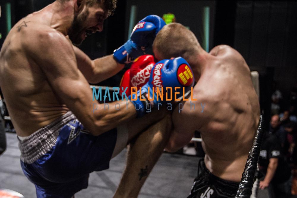 Kamil Koltan vs. Jamie U'Dell