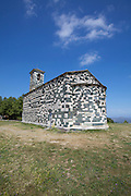 San Michele from the 12th century, at the heart of the Nebbio, is Corsica's most beautiful Roman church (Pisan style).