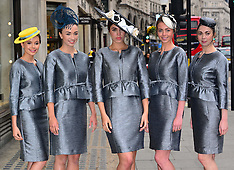 MAY 22 2013 Amber Le Bon Launches Royal Ascot's 2013 Dress Code