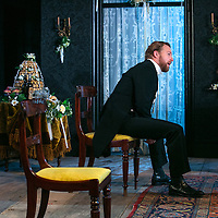 Ivanov by Anton Chekhov;<br /> New version by David Hare;<br /> Directed by Jonathan Kent;<br /> Samuel West (as Nikolai Ivanov);<br /> Chichester Festival Theatre, Chichester, UK;<br /> 14 October 2015