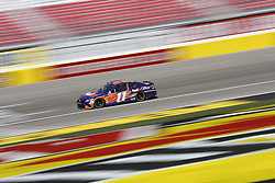 March 2, 2018 - Las Vegas, Nevada, United States of America - March 02, 2018 - Las Vegas, Nevada, USA: Denny Hamlin (11) takes to the track to practice for the Pennzoil 400 at Las Vegas Motor Speedway in Las Vegas, Nevada. (Credit Image: © Justin R. Noe Asp Inc/ASP via ZUMA Wire)