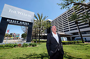 Phil Baxter, General Manager, Westin LAX Hotel.