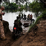 Cambodia, 2012. Wildlife Alliance Rangers.