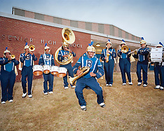 Ballou Marching Band