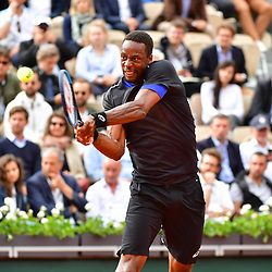 Gael Monfils of France during Day 6 of the French Open 2018 on June 1, 2018 in Paris, France. (Photo by Dave Winter/Icon Sport)