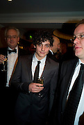 ANAURIN BARNARD; The Laurence Olivier Awards, The Grosvenor House Hotel. Park Lane. London. 8 March 2009 *** Local Caption *** -DO NOT ARCHIVE -Copyright Photograph by Dafydd Jones. 248 Clapham Rd. London SW9 0PZ. Tel 0207 820 0771. www.dafjones.com<br /> ANAURIN BARNARD; The Laurence Olivier Awards, The Grosvenor House Hotel. Park Lane. London. 8 March 2009