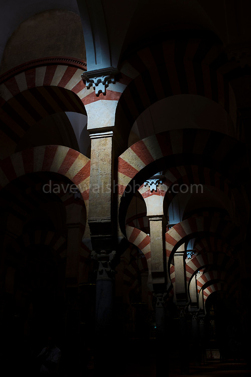 "Mezquita: The Great Mosque–Cathedral of Cordoba, Andalusia, Spain This mage can be licensed via Millennium Images. Contact me for more details, or email mail@milim.com For prints, contact me, or click ""add to cart"" to some standard print options."