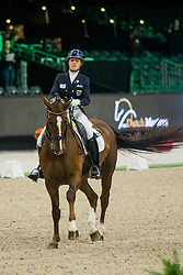 Stegars Terhi, FIN, Thai Pee<br /> FEI Dressage World Cup™ Grand Prix presented by RS2 Dressage - The Dutch Masters<br /> © Hippo Foto - Sharon Vandeput<br /> 14/03/19