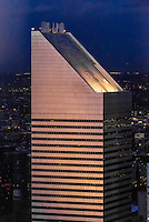 Citicorp Building, New York, New York USA.