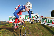 ITALY / ITALIE / ROME / CYCLING / WIELRENNEN / CYCLISME / CYCLOCROSS / CYCLO-CROSS / VELDRIJDEN / WERELDBEKER / WORLD CUP / COUPE DU MONDE / TRAINING / IPPODROMO CAPANNELLE /