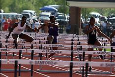 Women's 100-meter Hurdles Trials