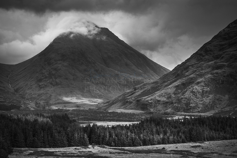 Stob na Broige from Glen Etive