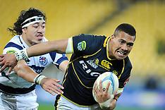 Wellington-Rugby, ITM semi final, Wellington v Auckland, October 20