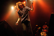 Photos of the band Cage The Elephant performing on February 24, 2011 at the Pageant in St. Louis.