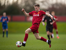 LIVERPOOL, ENGLAND - Monday, February 24, 2020: Liverpool's Tony Gallacher during the FA Premier League match between Liverpool FC and West Ham United FC at Anfield. (Pic by David Rawcliffe/Propaganda)