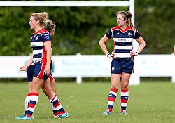 Amelia Buckland Hurry of Bristol Ladies - Mandatory by-line: Robbie Stephenson/JMP - 18/09/2016 - RUGBY - Cleve RFC - Bristol, England - Bristol Ladies Rugby v Aylesford Bulls Ladies - RFU Women's Premiership