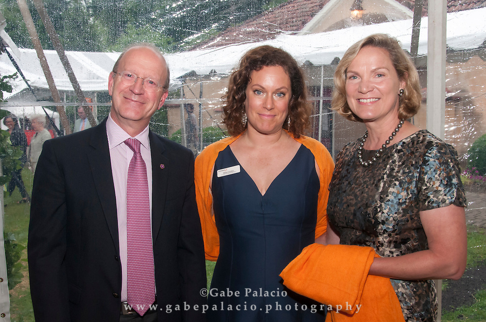 Opening Night Gala of the 70th annual Caramoor Summer Music Festival in Katonah New York on June 20, 2015. <br /> (photo by Gabe Palacio)