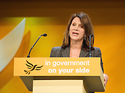Liberal Democrats<br /> Autumn Conference 2011 <br /> at the ICC, Birmingham, Great Britain <br /> <br /> 17th to 21st September 2011 <br /> <br /> Lynne Featherstone<br /> Parliamentary Under-Secretary for Equalities<br /> <br /> Photograph by Elliott Franks