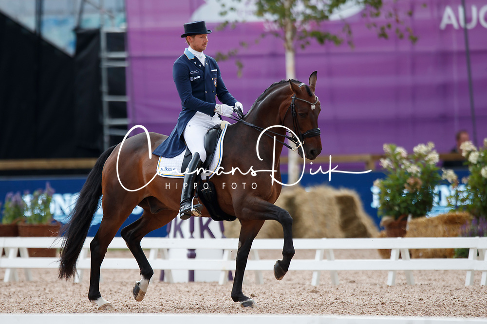 Kittel Patrick, SWE, Delaunay<br /> FEI European Driessage Championships - Goteborg 2017 <br /> &copy; Hippo Foto - Dirk Caremans<br /> 26/08/2017,