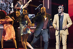 August 6, 2017 - New Jersey, U.S - ANTHONY HAMILTON,  performing at the 2017 Black Girls Rock awards show. Black Girls Rock 2017 was held at the New Jersey Performing Arts Center in Newark New Jersey. (Credit Image: © Ricky Fitchett via ZUMA Wire)
