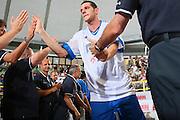 DESCRIZIONE : Cagliari Torneo Internazionale Sardegna a canestro Italia Estonia <br /> GIOCATORE : Valerio Amoroso <br /> SQUADRA : Nazionale Italia Uomini Italy <br /> EVENTO : Raduno Collegiale Nazionale Maschile <br /> GARA : Italia Estonia Italy Estonia <br /> DATA : 13/08/2008 <br /> CATEGORIA : Ritratto <br /> SPORT : Pallacanestro <br /> AUTORE : Agenzia Ciamillo-Castoria/S.Silvestri <br /> Galleria : Fip Nazionali 2008 <br /> Fotonotizia : Cagliari Torneo Internazionale Sardegna a canestro Italia Estonia <br /> Predefinita :