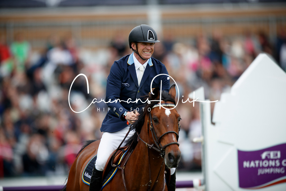 Fredricson Peder, SWE, H&M Christian K<br /> FEI Nations Cup presented by Longines<br /> Longines Jumping International de La Baule 2017<br /> © Hippo Foto - Dirk Caremans<br /> 12/05/2017