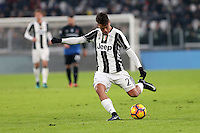 can - 11.01.2017 - Torino - Coppa Italia Tim  -  Juventus-Atalanta nella  foto: Paulo Dybala