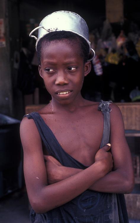 Local boy, Quibdo, El  Choco, Colombia