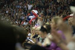 Leprevost Penelope, (FRA), Vagabond de la Pomme<br /> Longines FEI World Cup™ Jumping Final III round 1<br /> Las Vegas 2015<br />  © Hippo Foto - Dirk Caremans<br /> 19/04/15