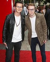 Harry Reid & Jamie Borthwick, Tanguera - Opening Night, Sadler's Wells Theatre, London UK, 20 July 2017, Photo by Brett D. Cove