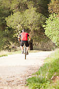 Mountain Biking at Claremont Hills Wilderness Park in Claremont California