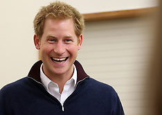 Stewart Island-Prince Harry visits the Island's Community Centre