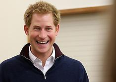 Stewart Island-Prince Harry visits the Island's Community Centre