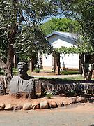 Verwoerd museum in Orania