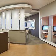 Carrier Johnson Architects, Qualcomm, Qualcomm Tech Cave, Game Room, Modern Architecture, Interior Design, Corporate Design, Telecommunications Design, Tenant Improvements, San Diego, California, Architectural Photography , San Diego Architectural Photographer, Southern California Architectural Photographer