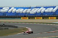 MOTORSPORT - F1 2011 - CHINA GRAND PRIX - SHANGHAI (CHN) - 14 TO 17/04/2011 - PHOTO : ERIC VARGIOLU / DPPI - ALONSO FERNANDO (SPA) - FERRARI F150 - ACTION