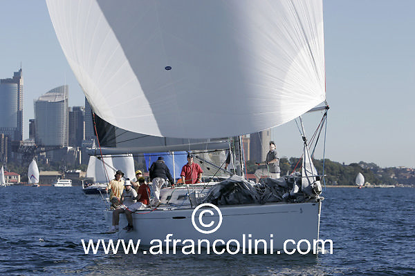 SAILING - BMW Winter Series 2005 - ESCAPADE, Sydney (AUS) - 12/06/05 - ph. Andrea Francolini