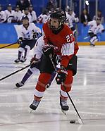 Women - Ice Hockey - Korea v Switzerland - 18 February 2018