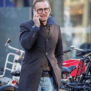 NLD/Amsterdam/20190119 - Pr.Bernhard Jr., telefonerend