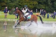 Hannah Adams - Mr Blueskies<br /> FEI European Championships Ponies 2016<br /> © DigiShots