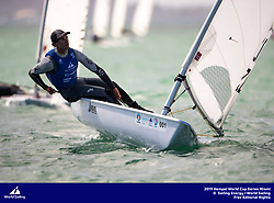 From 27 January to 3 February 2019, Miami will host sailors for the second round of the 2019 Hempel World Cup Series in Coconut Grove. More than 650 sailors from 60 nations will race across the 10 Olympic Events. ©TOMAS MOYA/SAILING ENERGY/WORLD SAILING<br /> 02 February, 2019.