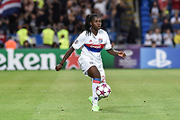 Griedge Mbock of Olympique Lyon during the UEFA Women's Champions League Final between Lyon Women and Paris Saint Germain Women at the Cardiff City Stadium, Cardiff, Wales on 1 June 2017. Photo by Giuseppe Maffia.<br /> <br /> <br /> Giuseppe Maffia/UK Sports Pics Ltd/Alterphotos