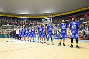 DESCRIZIONE : Torino Lega A 2015-16 Manital Torino - Betaland Capo d'Orlando<br /> GIOCATORE : Betaland Capo d'Orlando<br /> CATEGORIA : Pre Game<br /> SQUADRA : Betaland Capo d'Orlando<br /> EVENTO : Campionato Lega A 2015-2016<br /> GARA : Manital Torino - Betaland Capo d'Orlando<br /> DATA : 22/11/2015<br /> SPORT : Pallacanestro<br /> AUTORE : Agenzia Ciamillo-Castoria/M.Matta<br /> Galleria : Lega Basket A 2015-16<br /> Fotonotizia: Torino Lega A 2015-16 Manital Torino - Betaland Capo d'Orlando